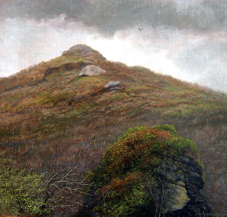 Craggy Pinnacle