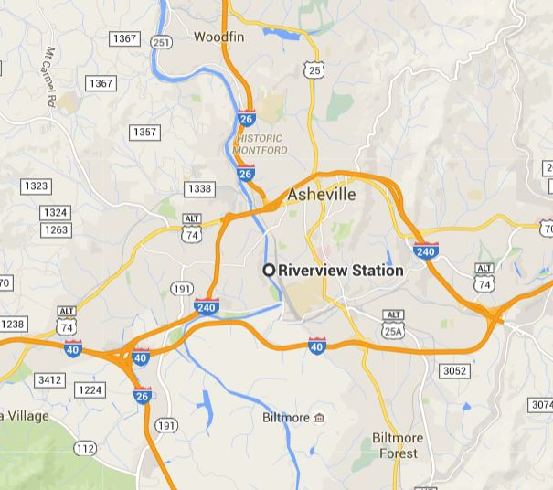 RiverviewMap