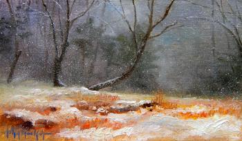 Winter Study, (C) 2008 John Mac Kah