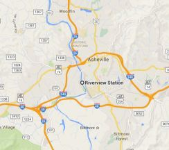 RiverviewMap